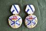 Имбирно-пряничная медаль